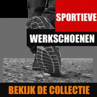 Sportieve werkschoenen
