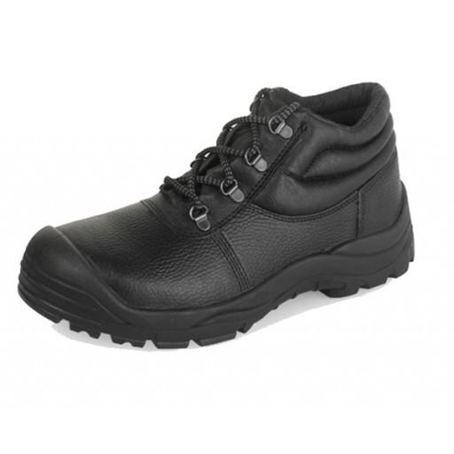 Werkschoenen Dapro Nobel S3 | Zwart