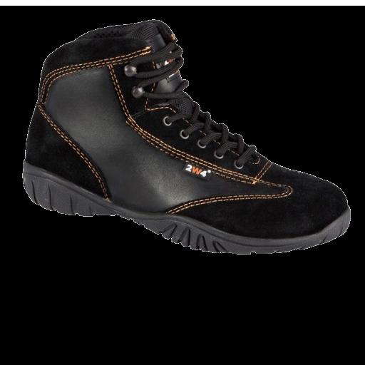 Werkschoenen 2Work4 Alice S1 | Zwart