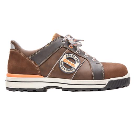 Emma Ruffneck S3 ( Sneaker) Bruin lo-126