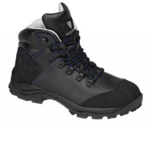 Werkschoenen Maxguard X410HRO S3 | Zwart