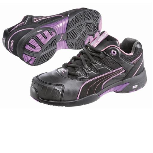 Puma 64288.0 Dames S3 | Zwart met pink