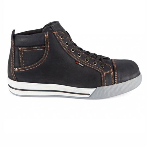 Werkschoenen Redbrick Gold S3 | zwart