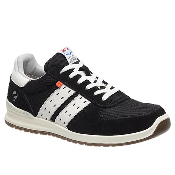 Werkschoenen Heren.Quick Sprint 0560 S1 P Black Werkschoenen Shop4 Werkschoenen Nl