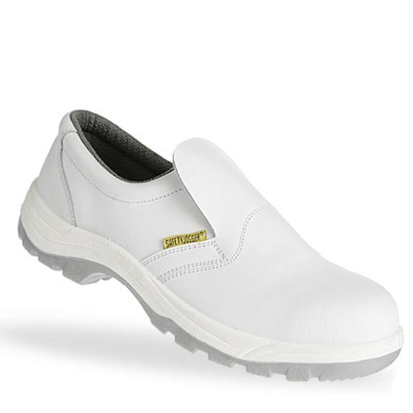 Werkschoenen Safety Jogger.Safety Jogger X500 S2 Wit Instapper Werkschoenen Shop4 Werkschoenen Nl