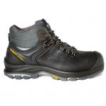 Grisport Yucon S3 | Zwart met grijs en gele accenten