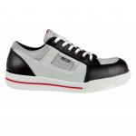 Werkschoenen Redbrick Coral S1-P | Wit met Zwarte accenten