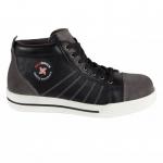 Werkschoenen Redbrick Granite S3 | zwart met grijs