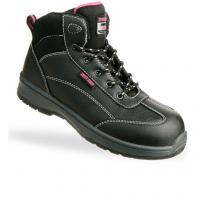 Safety Jogger bestlady S3 Dames zwart met pink