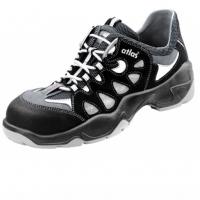 Werkschoenen Atlas 125XP S1P | zwart met grijs.
