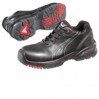 Puma 64052.0 S3  | zwart met rode accenten