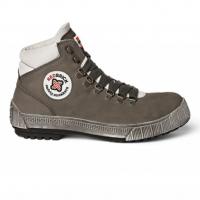 Werkschoenen Redbrick Move S3 | Grijs met witte accenten.
