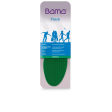 Inlegzolen Bama Famoos | groen