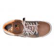 Emma Ruffneck S3 ( Sneaker) Bruin lo-126 | Bovenaanzicht