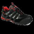 Werkschoenen Gevavi GS33 S1P | Zwart met rood.