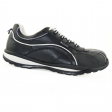 Werkschoenen Maxguard L320 S3 | Zwart met witte accenten.
