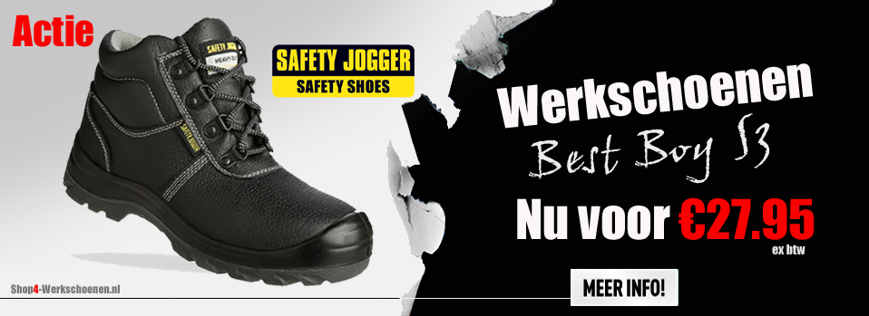 Safety Jogger actie